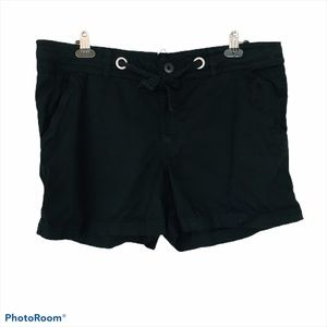 BUM EQUIPMENT 4 pocket shorts with loops and tie